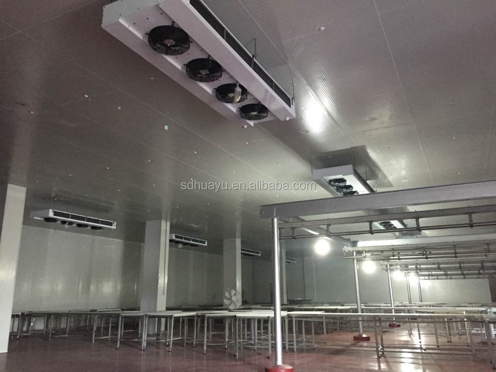 cold room / cold store / cold storage room