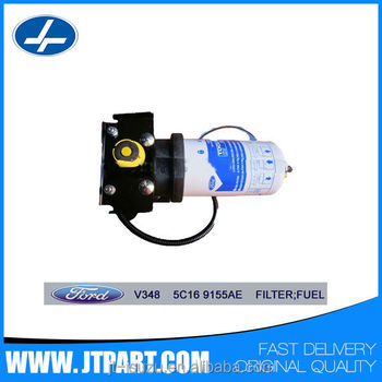 5C16 9155AE For TRANSIT genuine diesel fuel filter