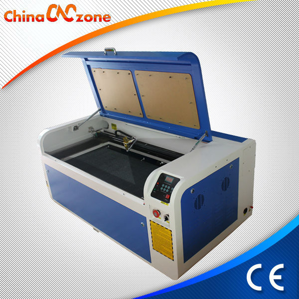 ChinaCNCzone 1040 80w CO2 Diy Laser Etching Wood