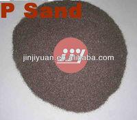 Brown Aluminum Oxide for Abrasives and Sandblasting F30