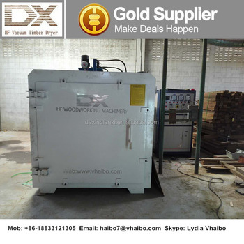 DX-3.0III-DX Beech Timber Vacuum Dryer Machine, Rubber Wood Drying Oven, Sawn Lumber Dryer Kiln