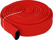 Wholesale Type-2A PS red color dyed hose fire hose