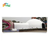 new design giant inflatable Dinosaur tent,inflatable tent for kids