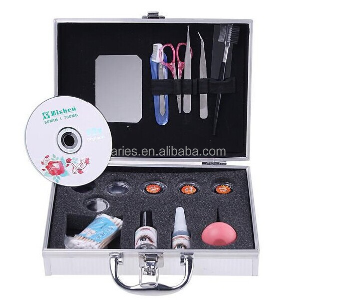 Jade Stone Glue Stand Pallet for Eyelash Extensions Application Keeps Glue