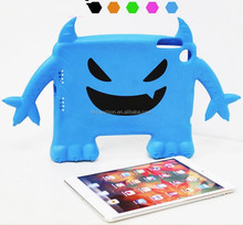 Wholesale for ipad mini 2 3 4 eva case protective tablet shell case shockproof kids case with unique Monster design