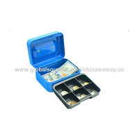 New Design Steel Portable Cash Box