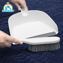 PP and PET Brush and MINI Cleaning Tub sets multifunction use look like dustpan for home every corner cleaning