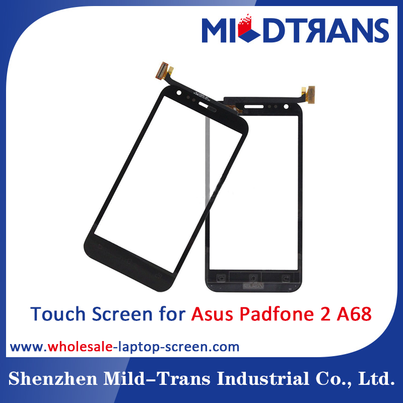 Brand new for asus padfone 2 a66 a68 a80 lcd digitizer assembly, original touch screen