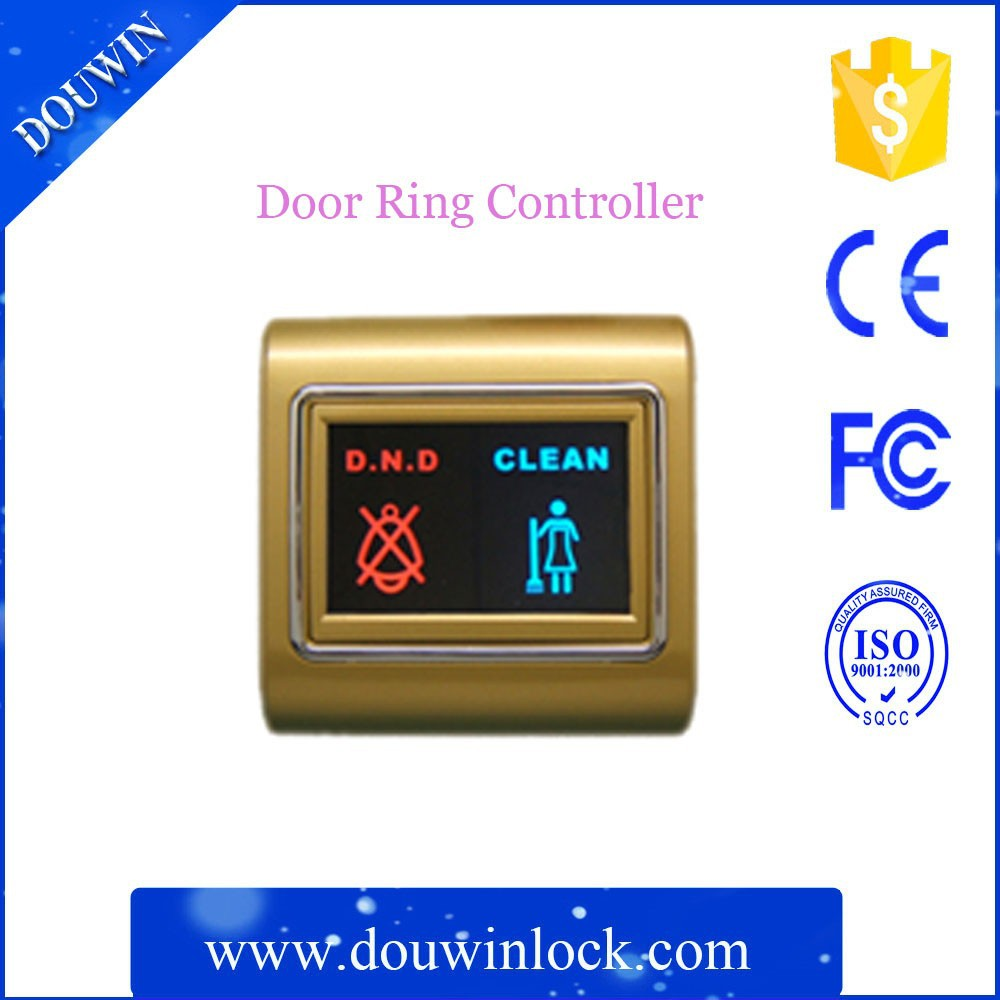 New Products Hot Sell Decorative Wireless Doorbell With Room Number