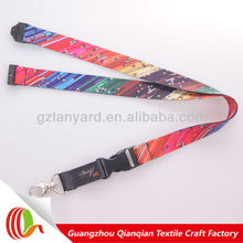 Hot sale plastic lanyard patterns with factory price