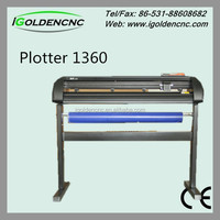 hot sale home business small machinery price of plotter machine