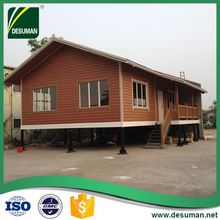 DESUMAN made in china CE customized 50m2 prefab house plan