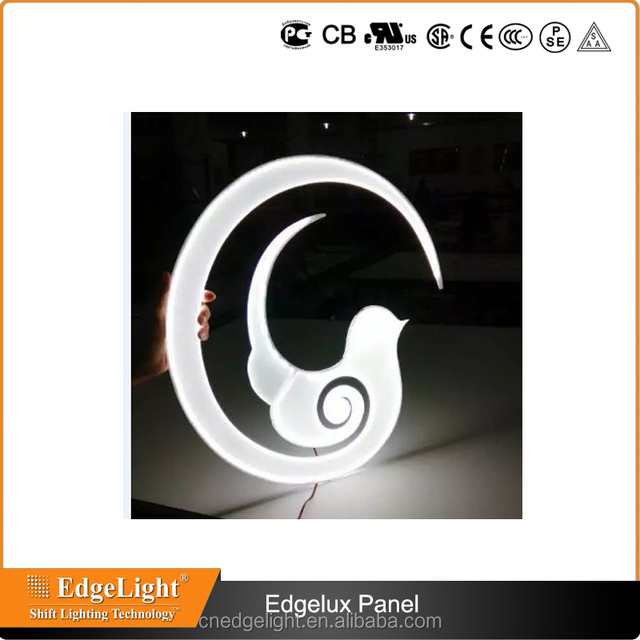 Customized 10x10 cm led panel lighting With Long-term Service for sale