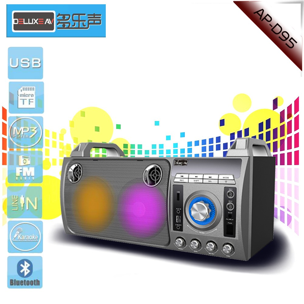 Professional Super Bass Speaker Sound System,Perfect Sound,Dj Sound Box,