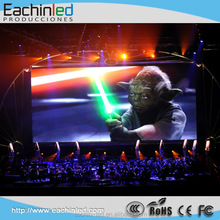 Big Screen Video For Advertising And Stage Full Color P3.91 Indoor Led Rental Display