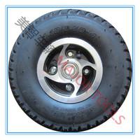 wheel barrow spare parts wheelbarrow tyre 4.10/3.50-4