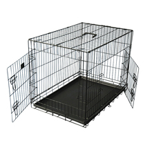 animal metal outdoor folding dog pet cage