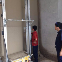 hot sale automatic gypsum plaster spray machine for wall