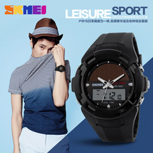 Leisure Sport Polar Watch Electronic Watch 2017 Suppliers China With Stainless Steel Case Back From Skmei