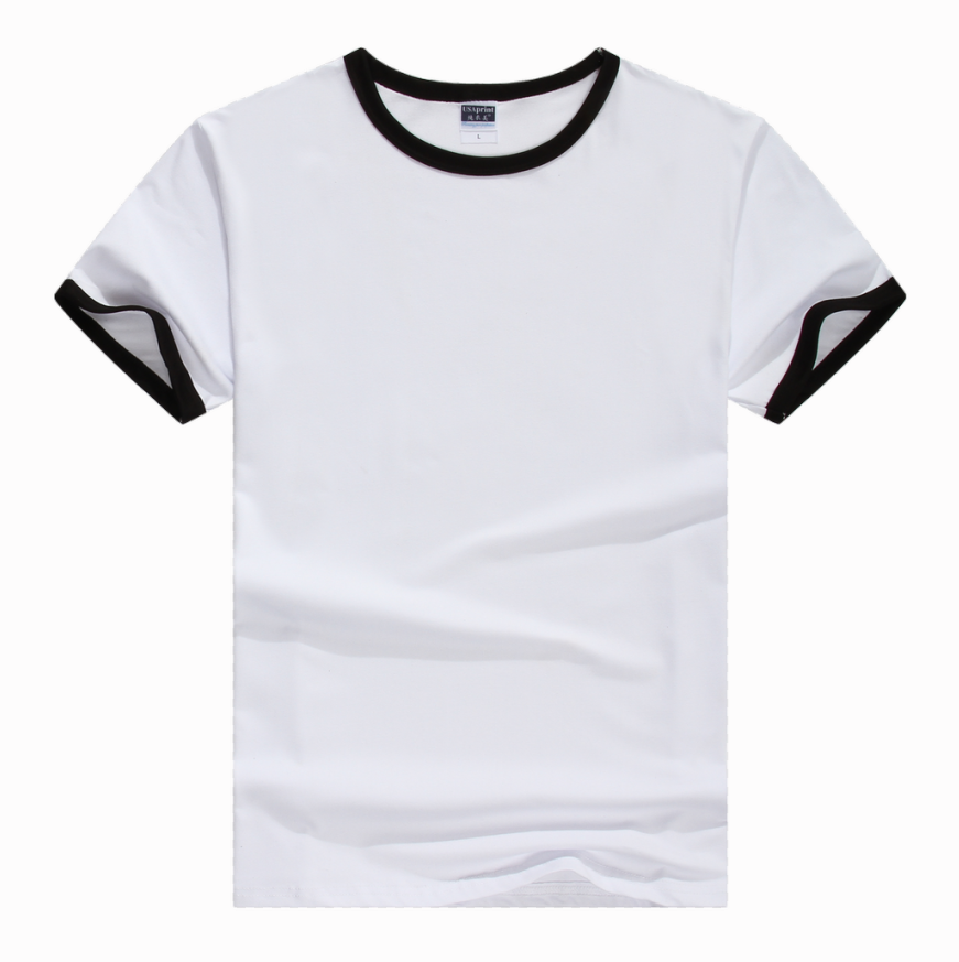 t-shirt manufacturers sublimation wholesale in usa man t-shirt