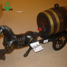 China Manufacturer Supply Cheap Wooden Wine Barrel