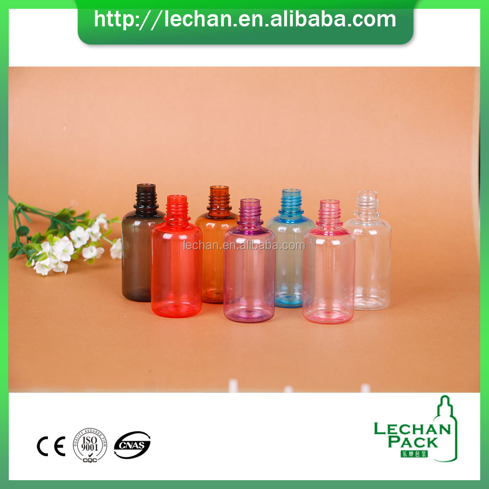 Pet Flavor Liquid Oil E Cigarette 60ml e-liquid dropper bottle for E Juice