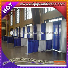 ESI free standing wall display for exhibition trade show booth