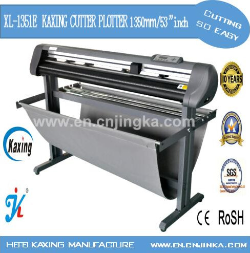 CHINA Manufacture Professional CAD Cutting Plotter with contour cutter - XL-1351E
