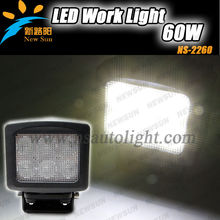 Newly design USA C REE Chip LED 6'' 60W LED Work Light Offroad LED Driving Light Truck Tractor 4X4 4WD JEEP CAR LED Fog Light