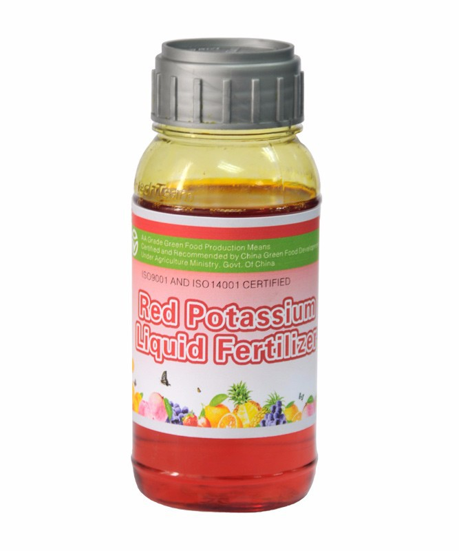 Foliar Potassium Liquid Fertilizer for Fruit Trees Orange citrus Cassava etc