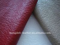 pu embossing design sofa leather