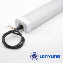 Swimming pool Frosted Cover 1200mm 60w linear led tri proof light