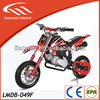 mini cross dirt bike 49CC motor