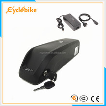 48v 11.6ah electric bike downtube dolphin lithium battery batteries li-ion battery for ebike electrc fat bike