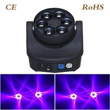 (TSA043) Factory price wholesale cheap moving head light 6*10w/15w rgbw 4-in-1 led moving head beam