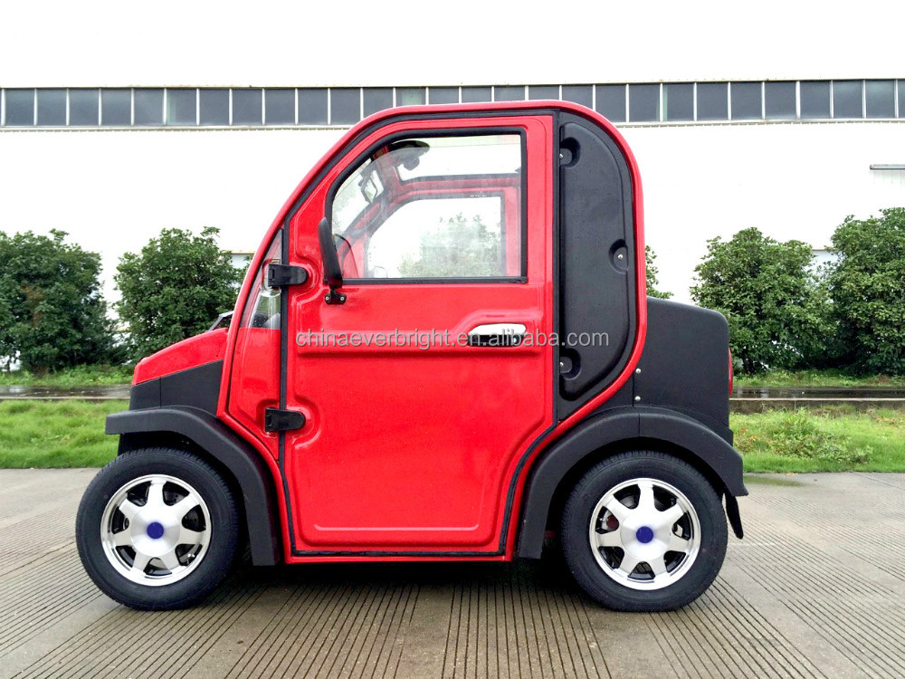 2015 China EEC Mini 2 seats Electric Car
