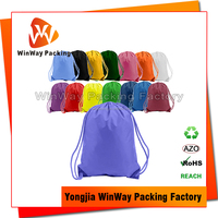China Factory Wholesale Cheap Drawstring Dust Shoe Bag