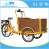 best-selling lithium folden mini cargo bike tricycle producer factory