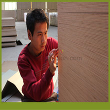 5mm 1220x2440mm 3-ply Combi Core Okoume Face/back Ordinary Plywood