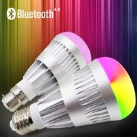 Best Sale Home Light Bulb Smart Bluetooth Speaker Led Music Bulb Speaker LED Light Bulb with E27 Base, MTCR-A1