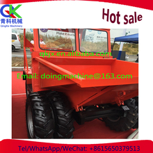 1Ton to 3Tons 4 Dump Tipper Truck / Dumper For Sales In UAE