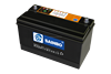 Cheap and superior quality used car battery in MF N40 (12V 50ah)