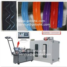 silicone harness belt backing coating machine