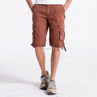 High Quality Men's Brand Fashion Camouflage/Camo Cargo Shorts