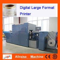 High Quality Industrial CMYK Digital Color Printing Machine