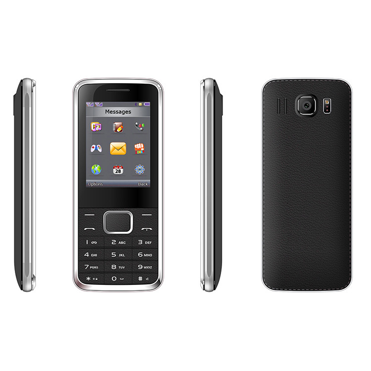 Customized 2.4 inch 08 with Spreadtrum6531big battery 1000mah Cheapest Mobile Phone