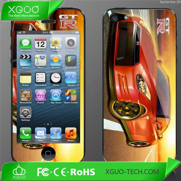 mobile phone skin for iphone 5, for iphone sticker