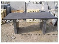 limestone tabletop honed slab