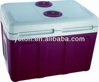 40L mini car fridge/ thermoelectric cooler & warmer box
