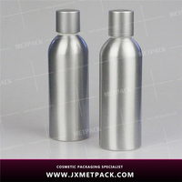 Aluminum Liquor Plum Brandy Bottle